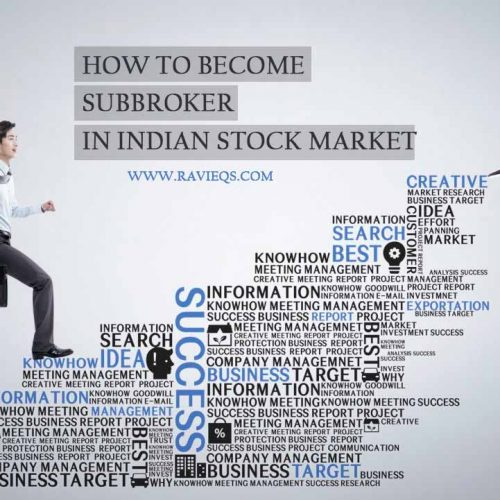 How to Become A sub broker in Stock Market and How to Earn Money Without investment